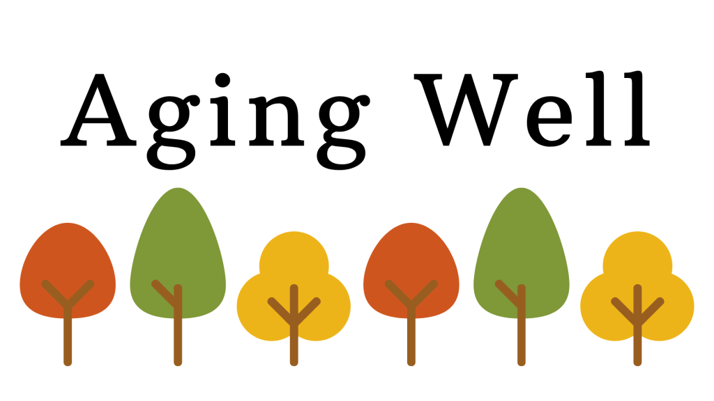 Aging Well Logo