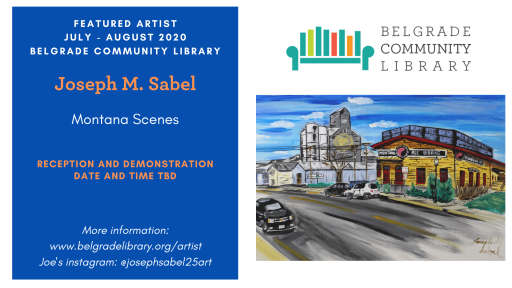 Joseph M Sabel Featured Artist