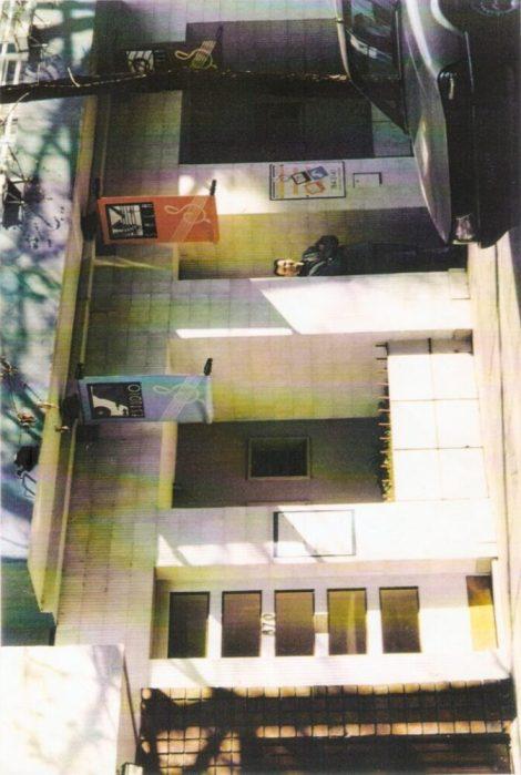 1995. Fachada original