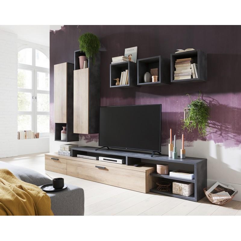 Meuble TV Design Contemporain VICTORIA BELHOME