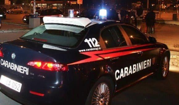 Due giovani di Castelvetrano bloccati dai carabinieri dopo un inseguimento