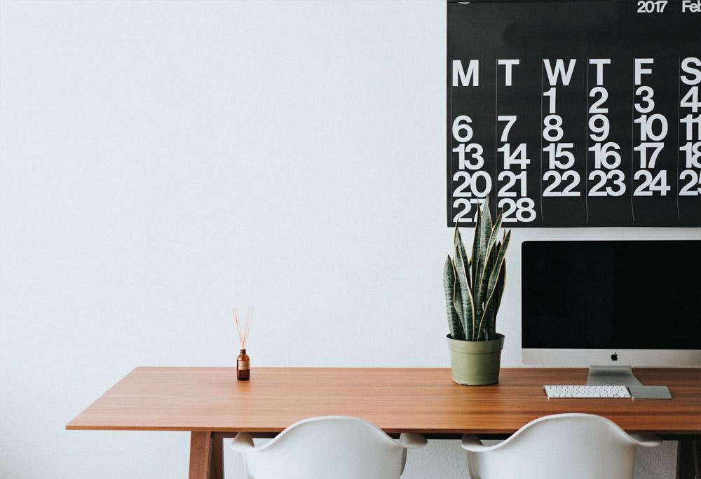 Declutter Desk