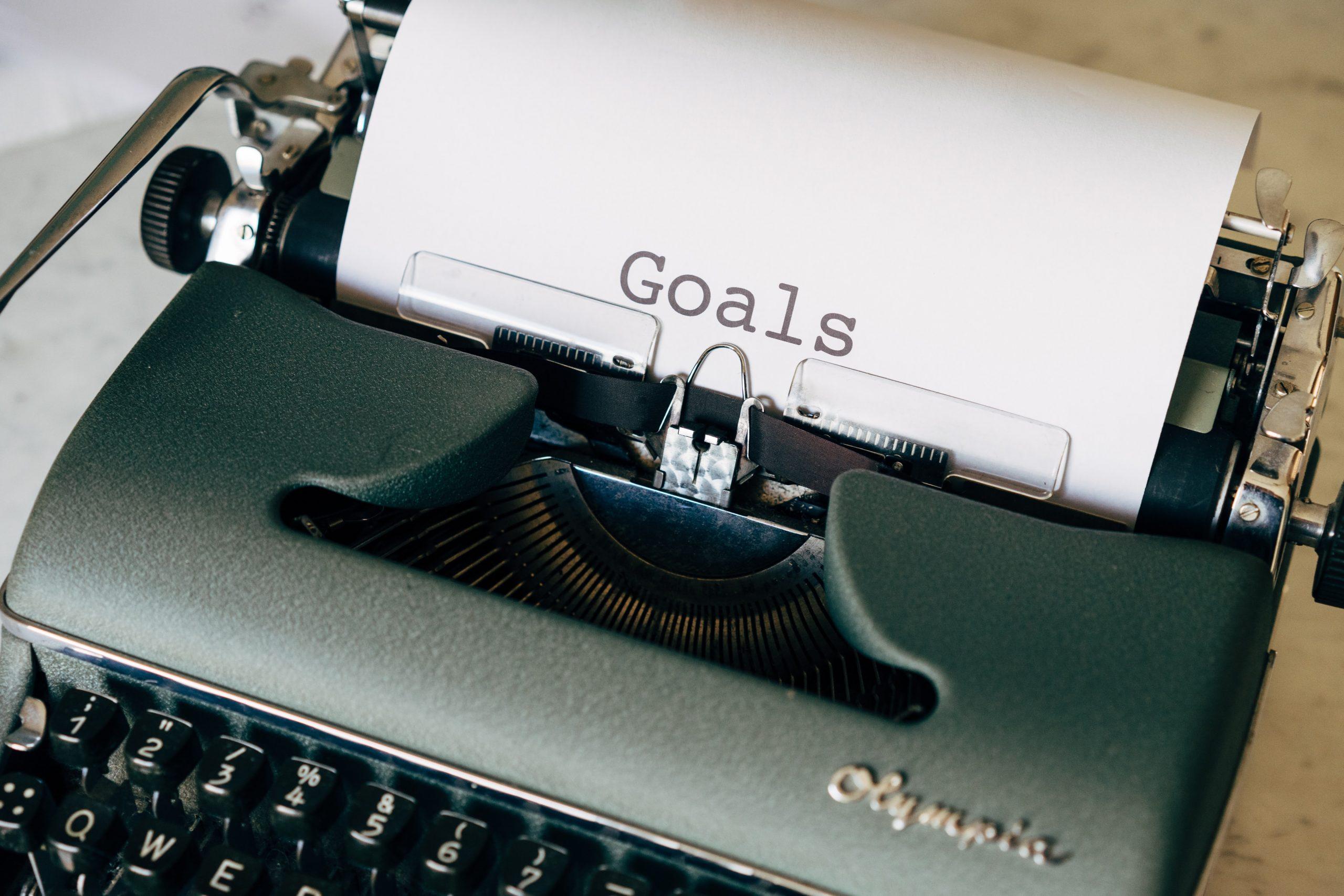 actionable goals