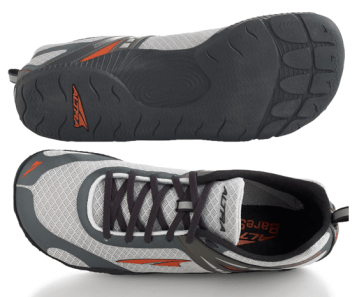 Crossfit Review of The Altra Samson Running Shoe