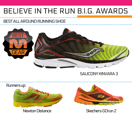 best in running shoe