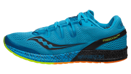 Saucony Freedom ISO Running Shoe Review