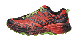 Hoka One One Speedgoat 2 Performance Review