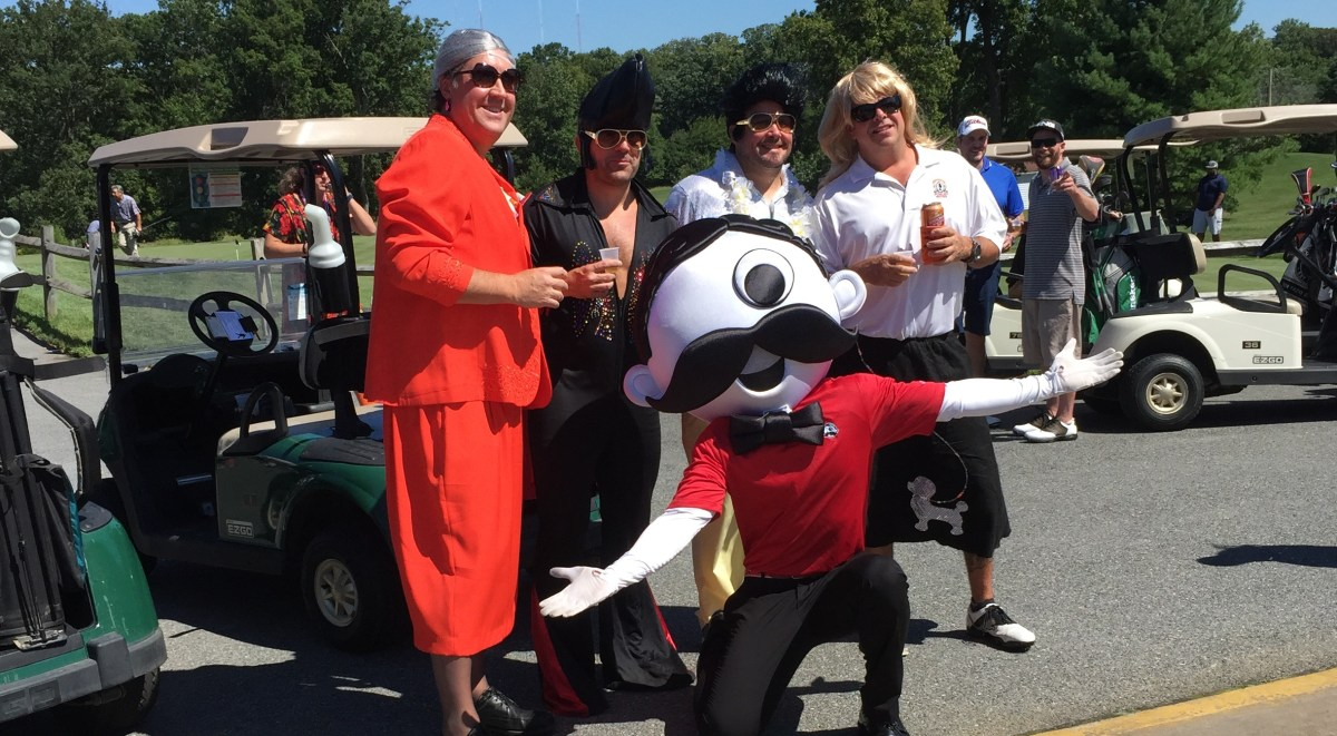 The Scunny-Elvis Golf Classic