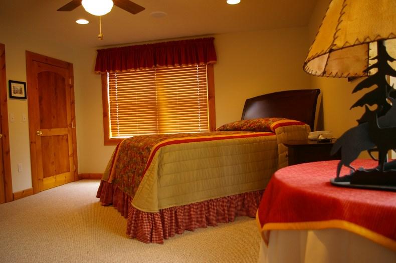 Believe In Tomorrow House On Wisp Mountain bedroom