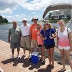Emily Kolenda Family Fishing