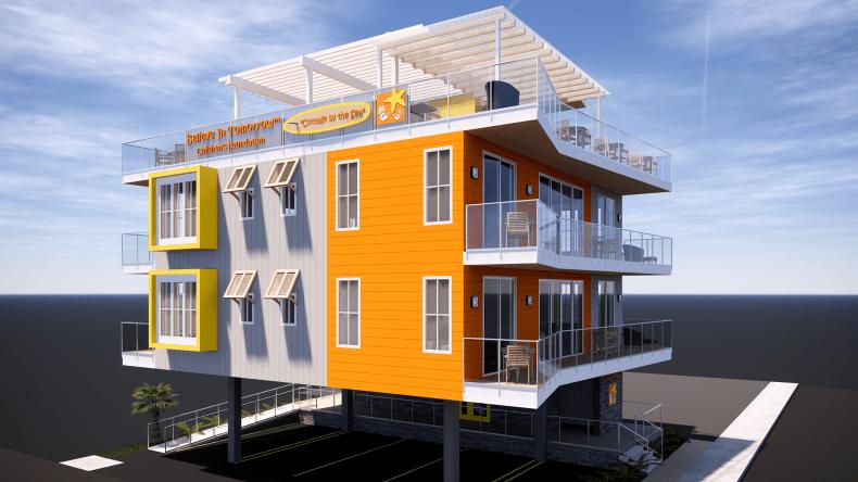 Believe In Tomorrow Newest Beach Respite House