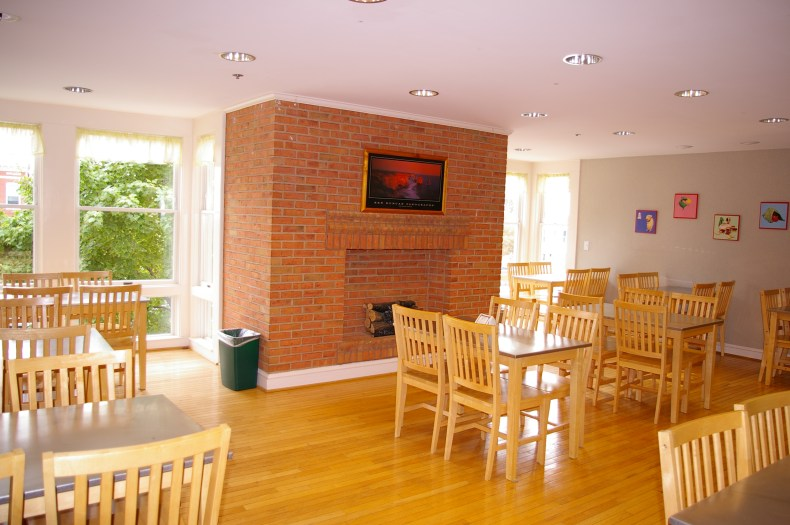 The Children's House at Johns Hopkins Dining Room