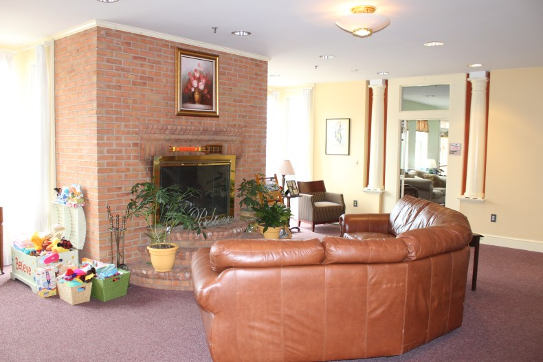 The Children's House at Johns Hopkins Fireplace