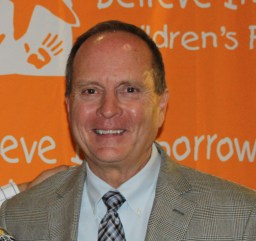 Brian Morrison, Founder and CEO of the charity, Believe In Tomorrow Children's Foundation.