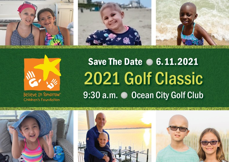 Believe In Tomorrow Golf Outing