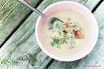 Vegan Potato Leek Soup – A Cozy Bowl of Yum