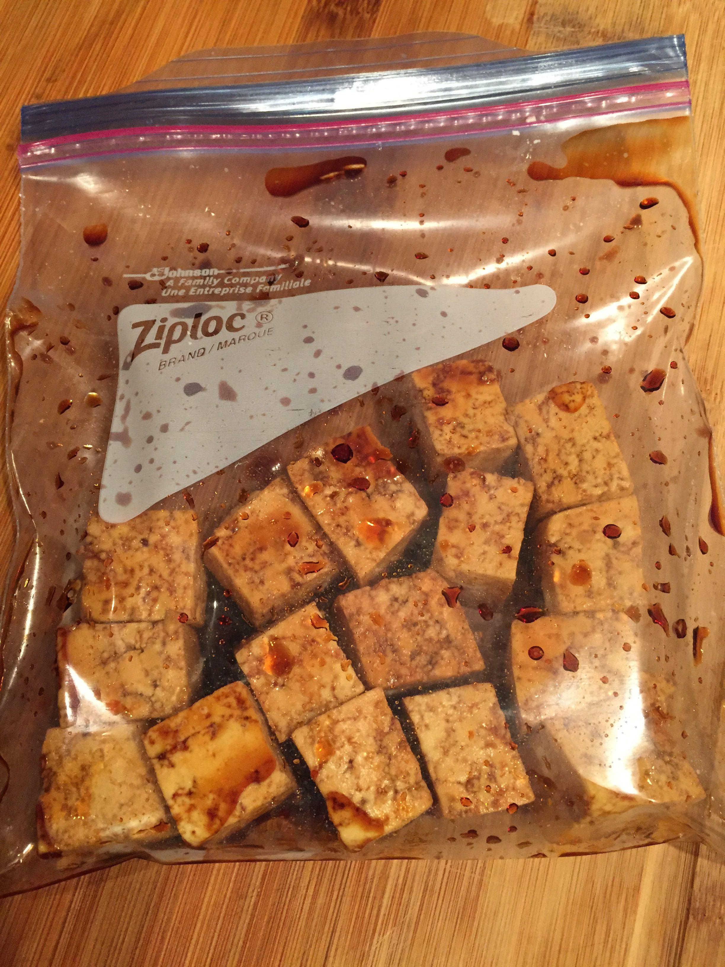 marinating tofu believeinvegan.com