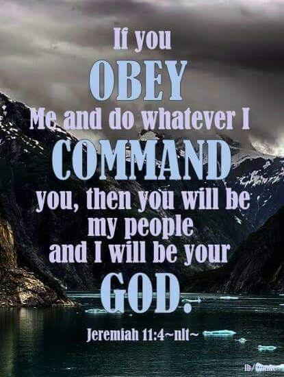 Jeremiah 11 The Covenant Is Broken - Believe Trust