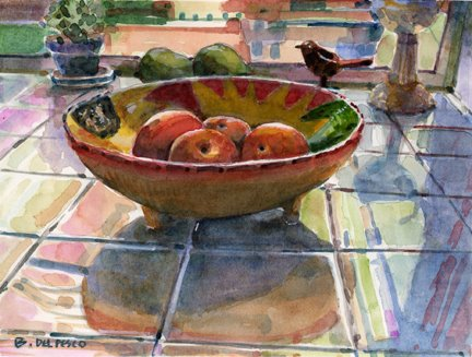 still-life-in-watercolor