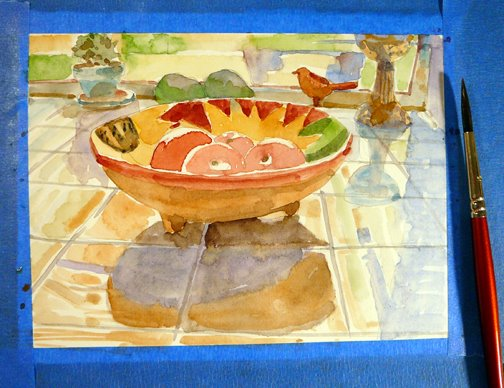 how-to-paint-a-watercolor-still-life
