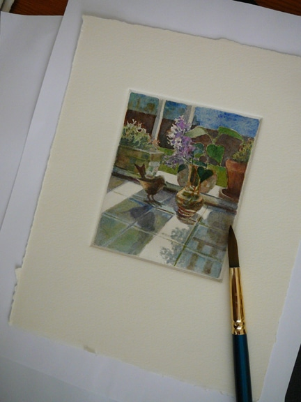adding-watercolor-to-etching