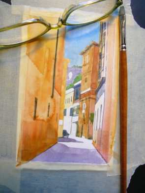 urban-painting-in-watercolor