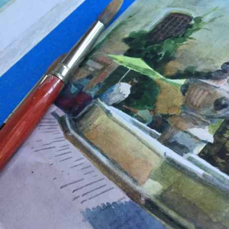 urban-sketch-in-watercolor