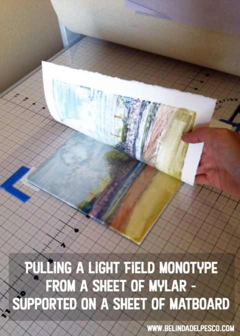light-field-color-monotype