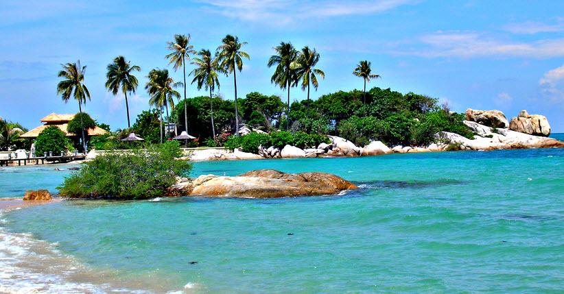 Indahnya Wisata ke Belitung