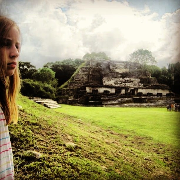 Altun Ha Mayan Ruin