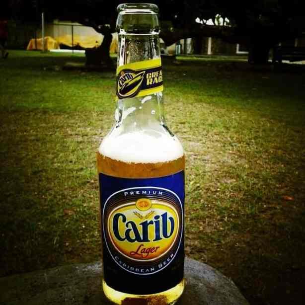 Carib Beer is the newest beer in Belize