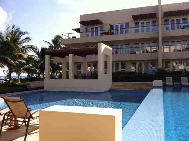 The Phoenix Resort offers modern condo style luxury in San Pedro