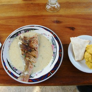 Hudut Garifuna Food