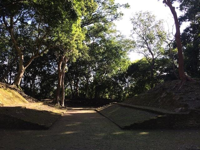 maya ball court