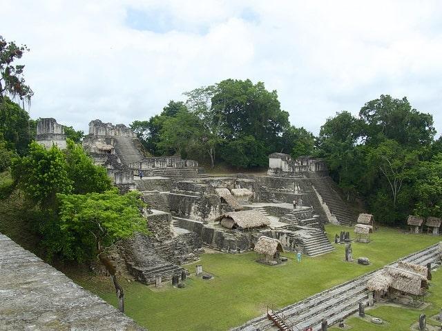 Great Plaza at Tikal