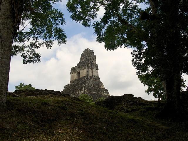 Tikal Temple 2