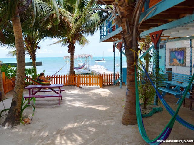 Yumas House Belize