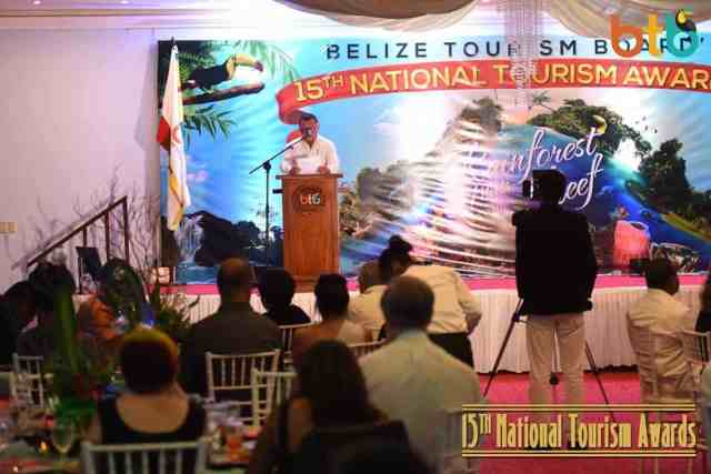 Belize Tourism Awards 2017