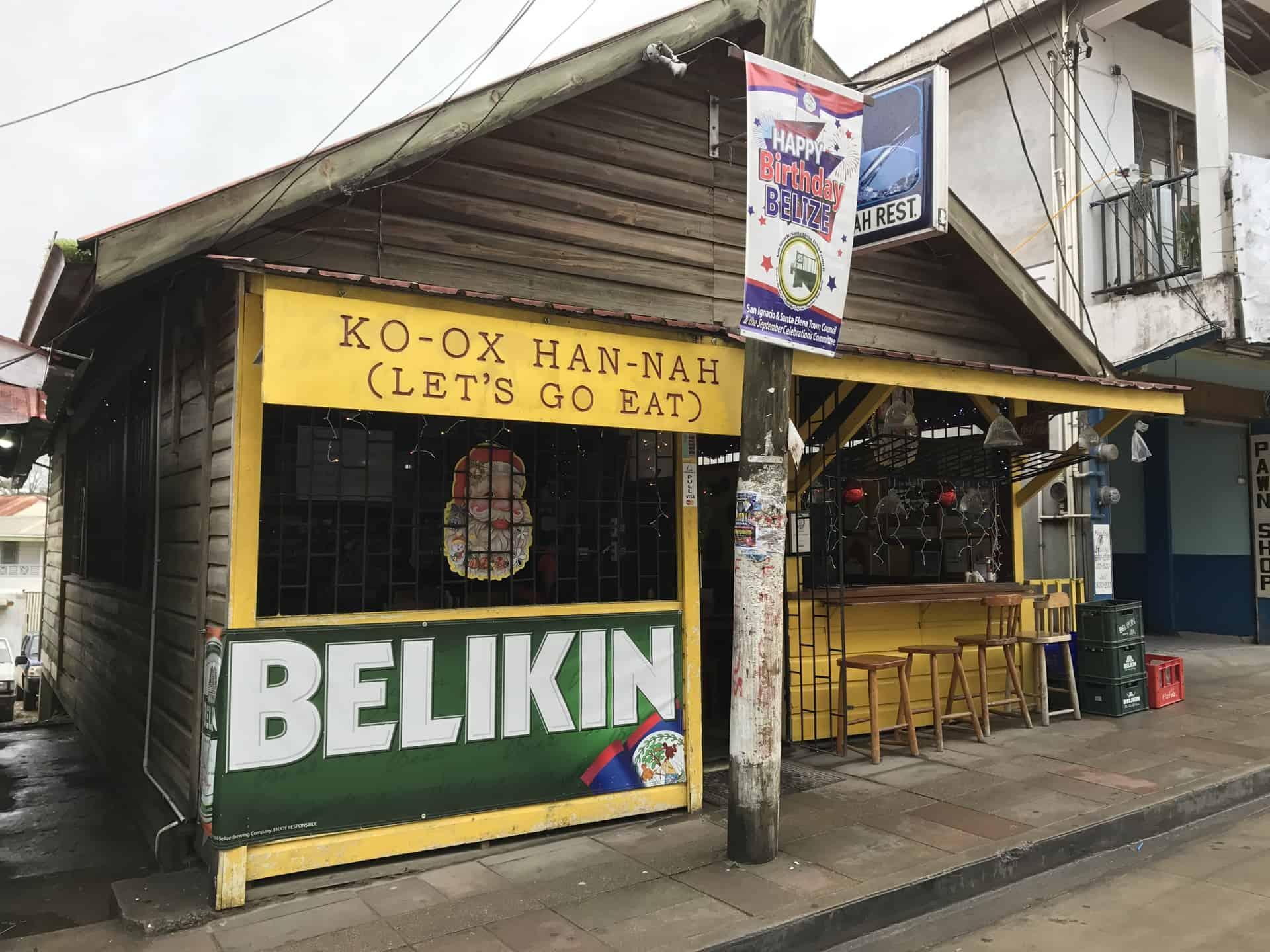 Ko-Ox Han-Nah Belize