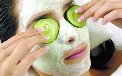 How to make an all Natural Facial at Home