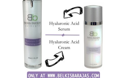 Hyaluronic Acid don't be scared… Love It!