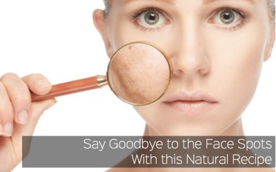 Say goodbye to the Spots on your Face with this natural potato recipe!