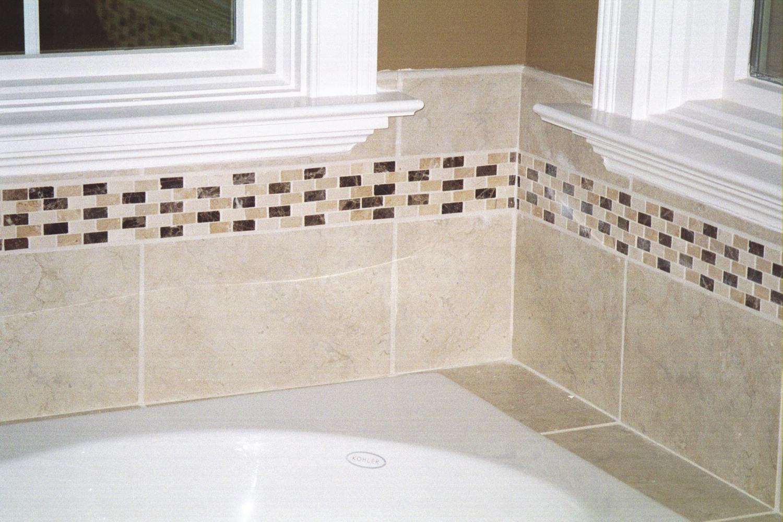 border tile or listello