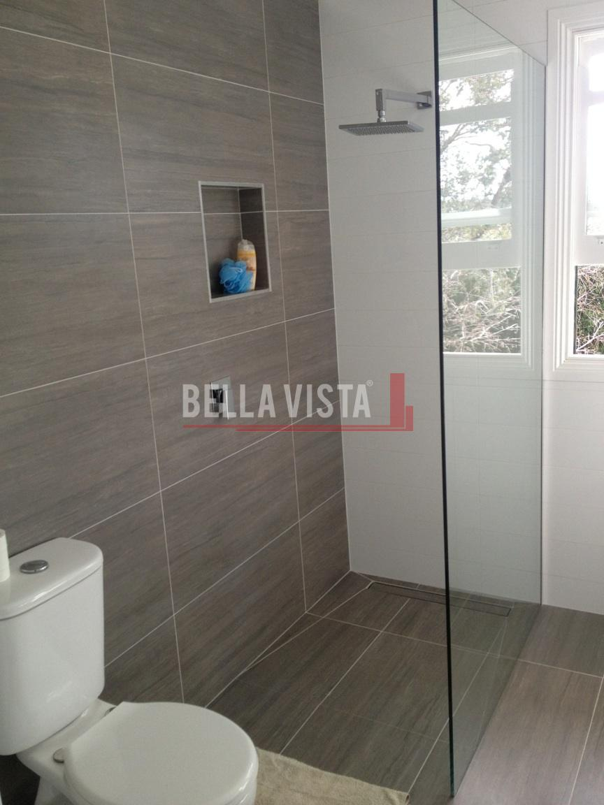 Crystal Clear Frameless Shower Panel 997 X 2000 X 10mm