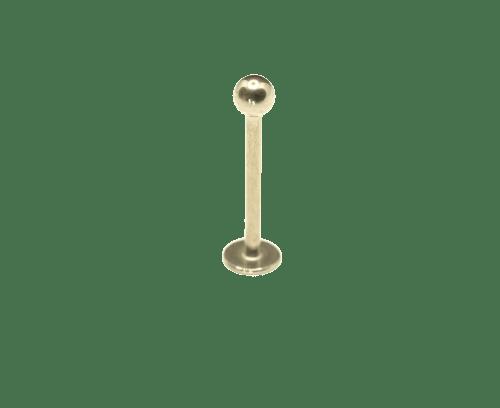 Labret_Bar_- Piercing Jewellery - Bella Andrea London