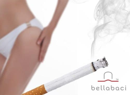 can smoking cause cellulite