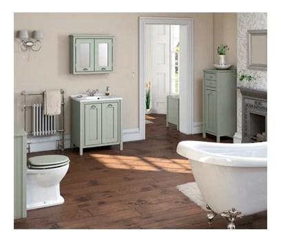 Country Bathroom Ideas - Departure from Minimalism - Bella ... on Rural Bathroom  id=64116