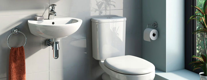 Space Saving Bathroom Ideas   Bella Bathrooms Blog on Space Bathroom  id=66346
