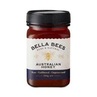 Bella Bees Churned Creamed Honey SKU AABBH10003