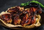 Sticky Honey Soy Chicken Wings - Bella Bees Honey Recipes